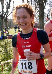 Sarah Erbs Ledet og Glen Engelbrechtsen løber stærk igen, denne gang i Marathon Hamburg 2016