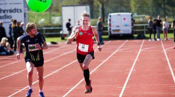 Jonas Johansson under 1:25 i BT halvmaraton