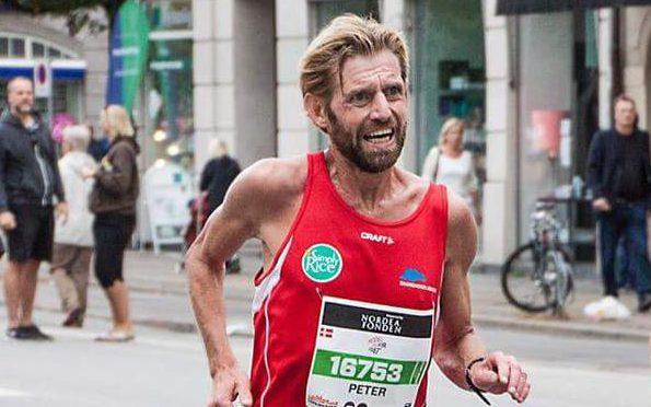 Historisk medalje til degnemoseløber ved Copenhagen Halfmarathon!