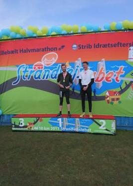 Peter Rosendahl danmarksmester i 10 km.