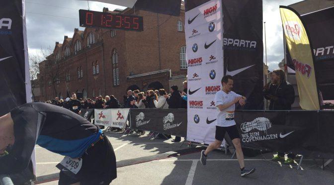 Spartas MarathonTest4 gav fine tider.