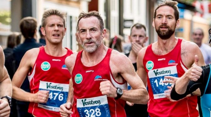 Flotte tider i H. C. Andersen Marathon 2017