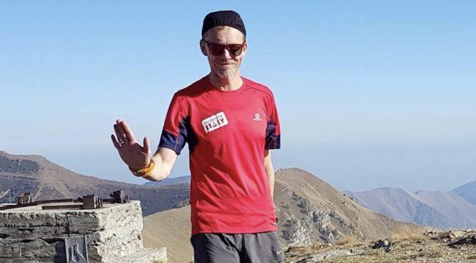 Klaus Dahl gennemfører 145 km Cote d'Azur Ultra Trail