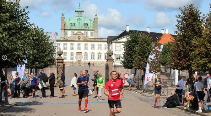 5 fantastiske løbere klarede Esrum sø rundt