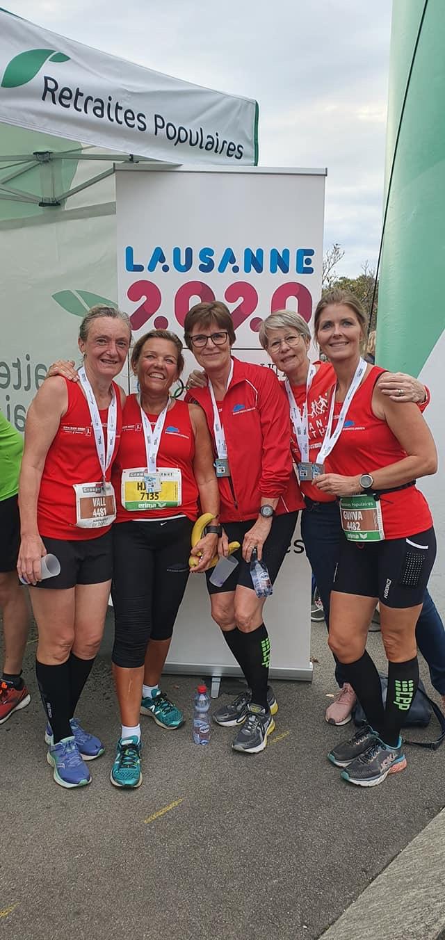 Lausanne marathon 2019