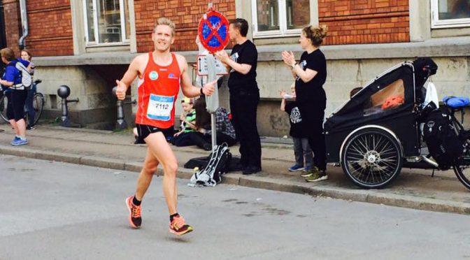 CPH Marathon 2016, 1.0