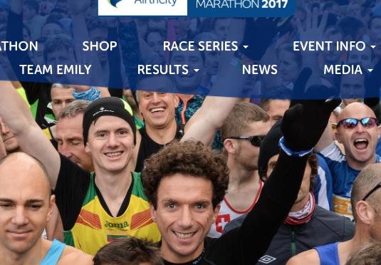Nye flotte marathon resultater fra Frankfurt og Dublin