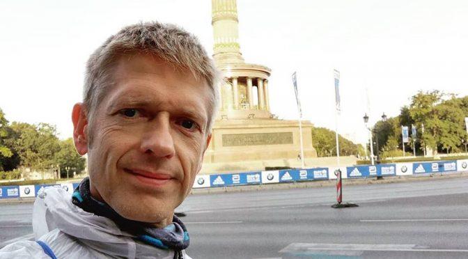 Berlin Marathon 2018 – verdensrekord 2:01:39 Eilud Kipchoge (KEN)