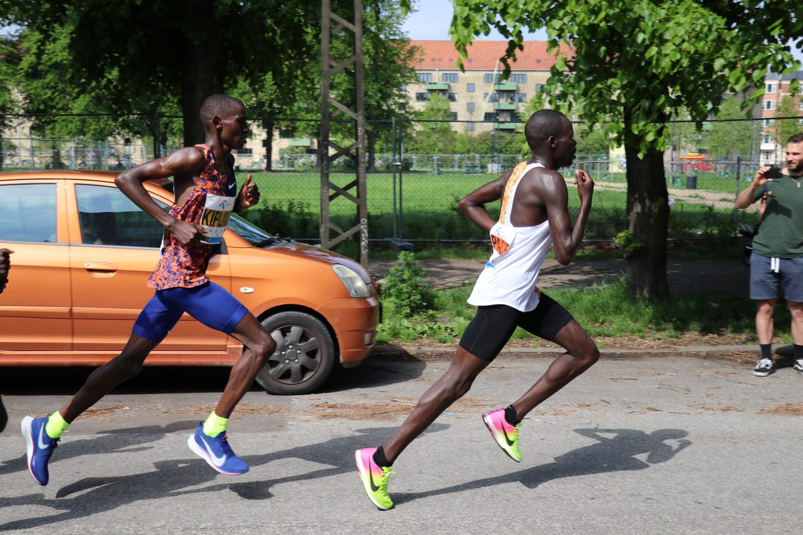 Igen fine tider til klubbens løbere i Copenhagen Marathon 2019