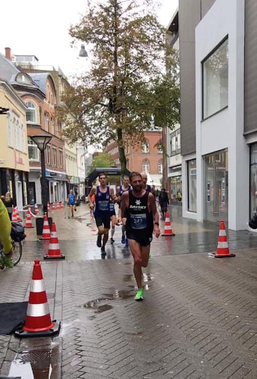 2 medaljer til Degnemoseløberne ved DM i Odense i dag.