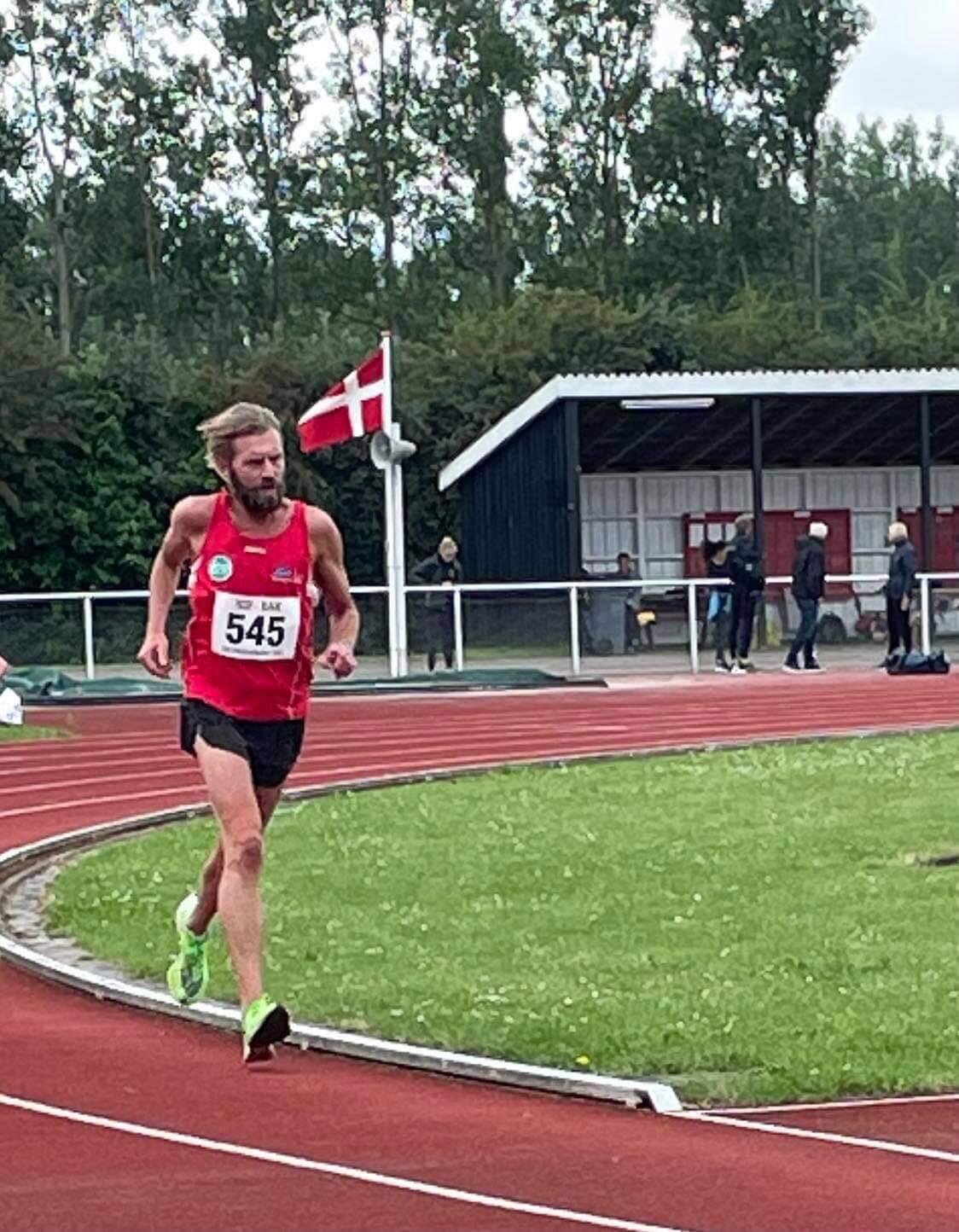3 danske mesterskaber til Peter Rosendahl
